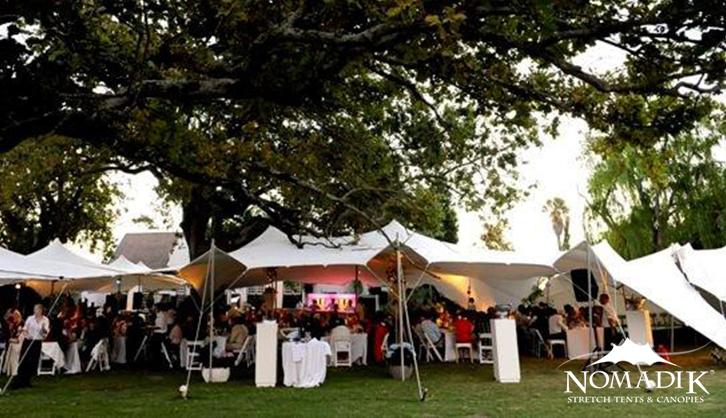 Wedding tent hire